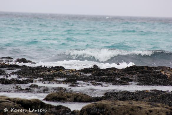 Low tide - Scarborough