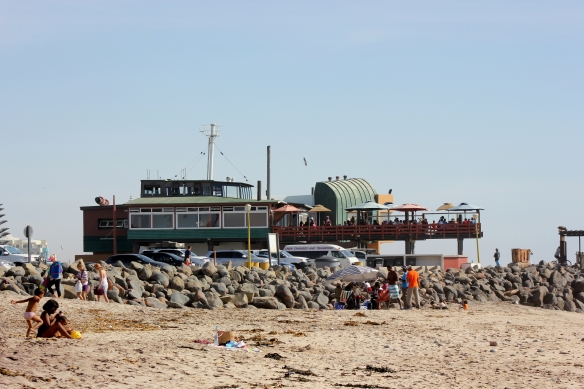 The Tugboat Restaurant, Swakopmund