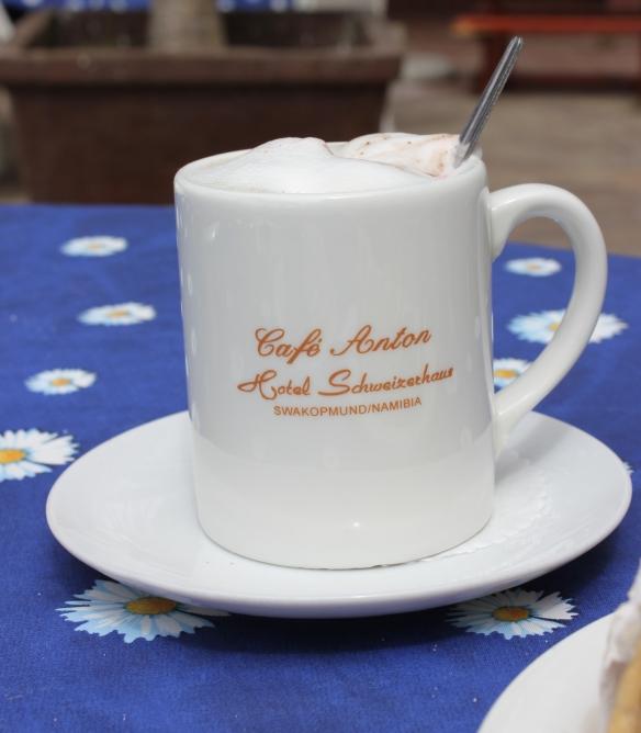 Latte @ Cafe Anton