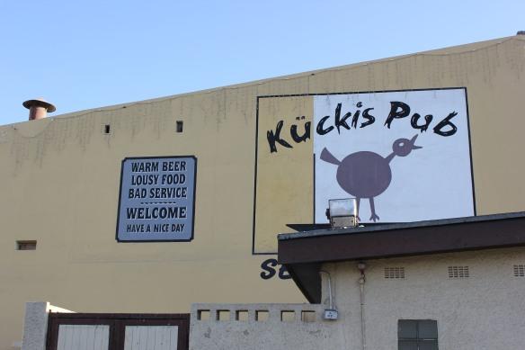 Kucki's Pub, Swakopmund